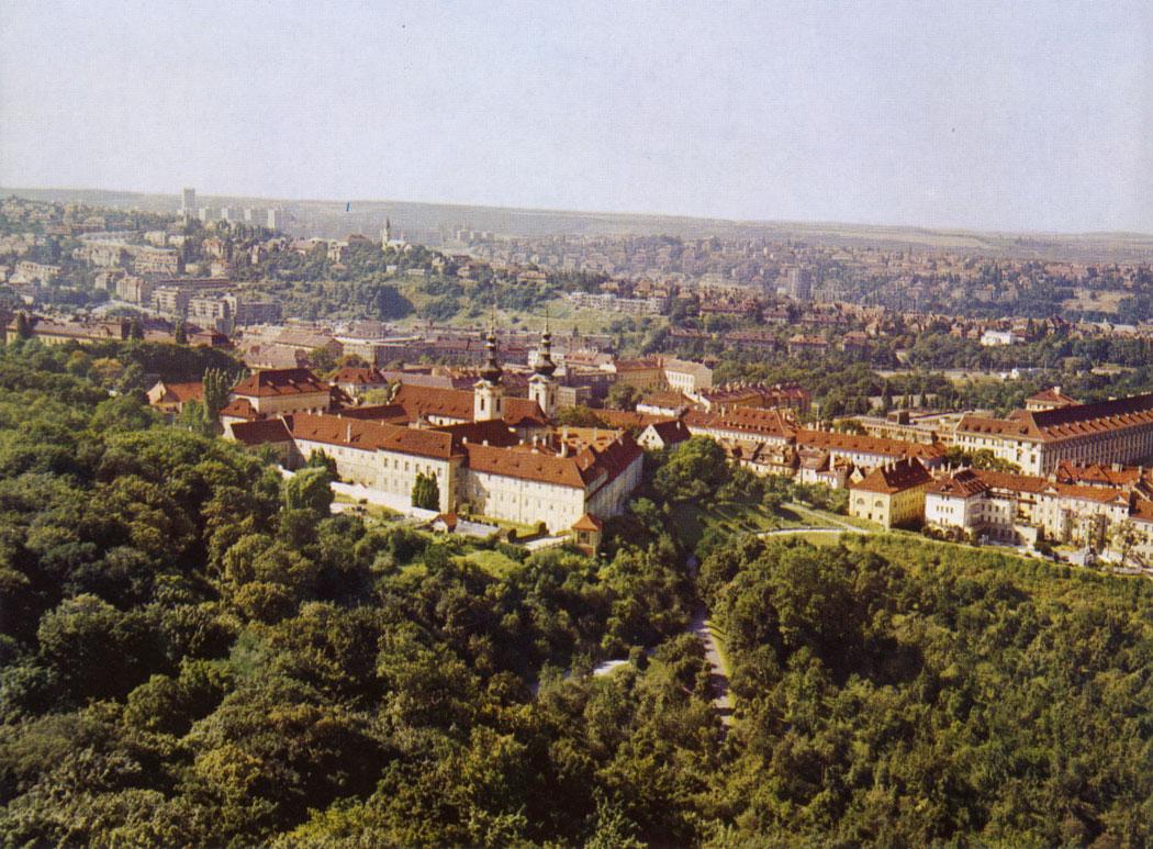 Strahovsky Klaster Praha Strahovsky Klaster Has