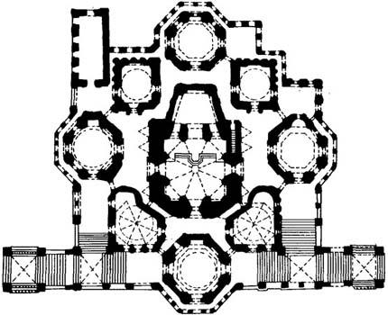 храм Василия Блаженного,
